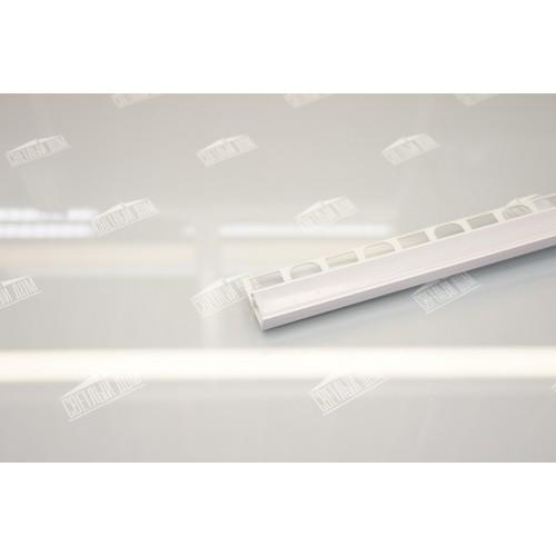 Профиль 0132 для пола под плитку рассеиватель 41х13 мм, 2м