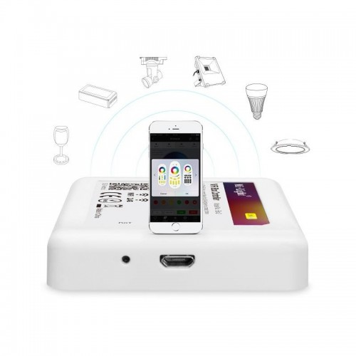 Mi-Light  WiFi комплекты, DMX